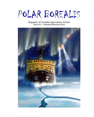 Figure 3 - Polar Borealis #1