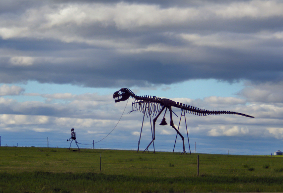 Figure 6 - Everybody Walk the Dinosaur
