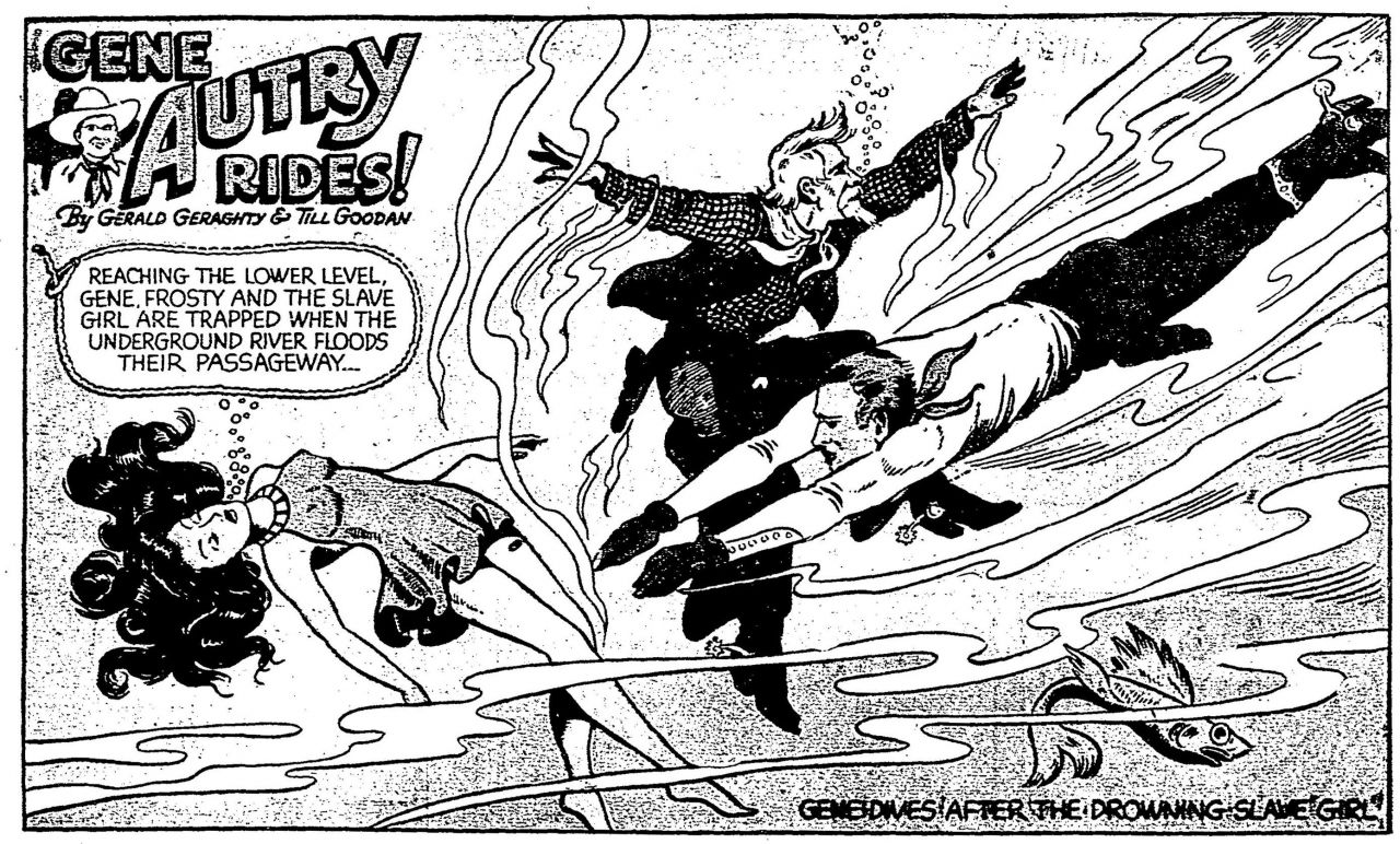 Gene Autry Rides 19400915 (Boston Globe)