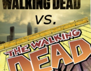 The Walking Dead v The Walking Dead