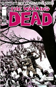 The Walking Dead issue 79 cover