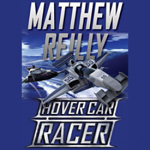 Book Review: Hover Car Racer by Mathew Reilly