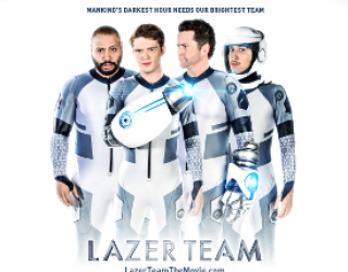 Film Review: Lazer Team
