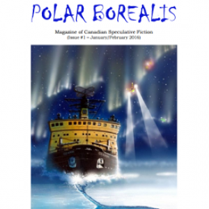 AMAZING PEOPLE:  R. Graeme Cameron Releases Issue 1 of Polar Borealis Magazine