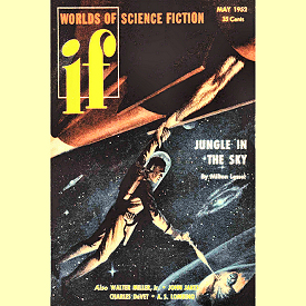 Figure 1 - 1952-05 IF cover by Ralph Joiner