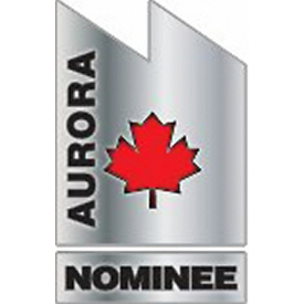 Figure 1 - Aurora Nominee pin