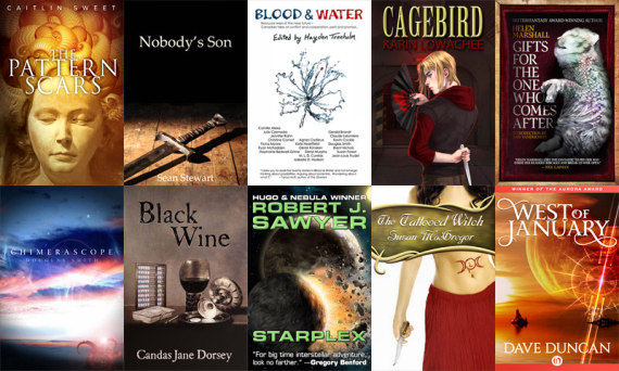 Figure 2 - Aurora Storybundle Covers