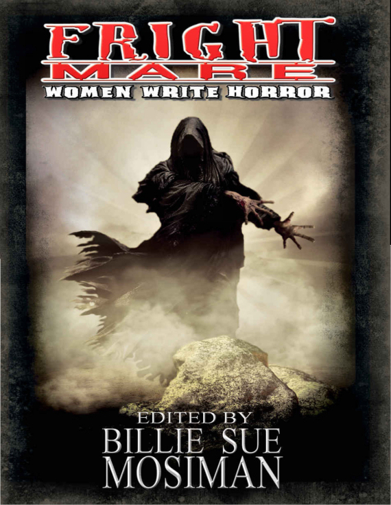Figure 2 - Fright Mare Cover (by Jeffrey Kosh Graphics)