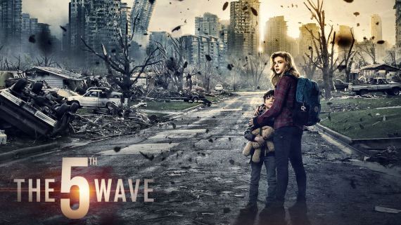 Figure 3 - The 5th Wave poster