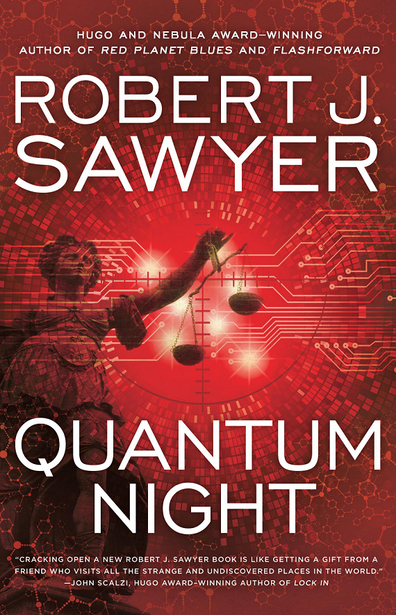 Figure 4 - Quantum Night cover