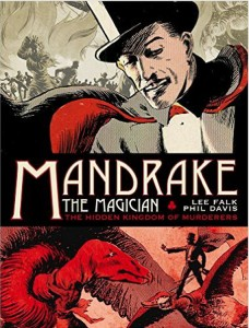 Mandrake the Magician cover