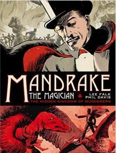 Mandrake the Magician cover
