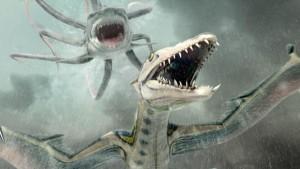 Sharktopus Pteradactcuda