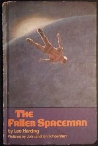 The Fallen Spaceman cover