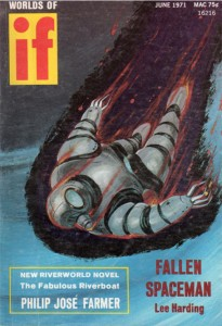 Worlds of IF May-June 1971 cover