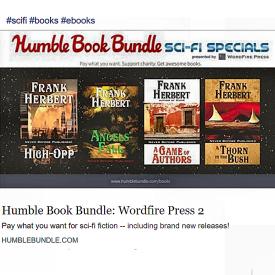 Figure 1 - Unpublished Frank Herbert books