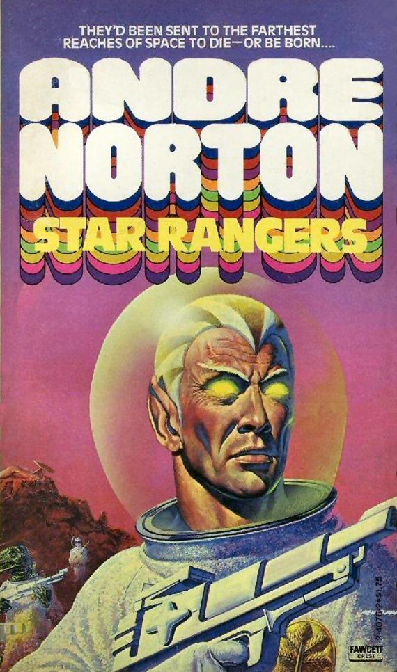 Figure 2 - Star Rangers (Ken Barr 1980)