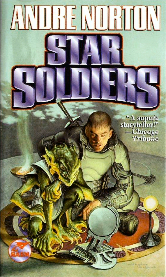 Figure 3 - Star Soldiers (Stephen Hickman)