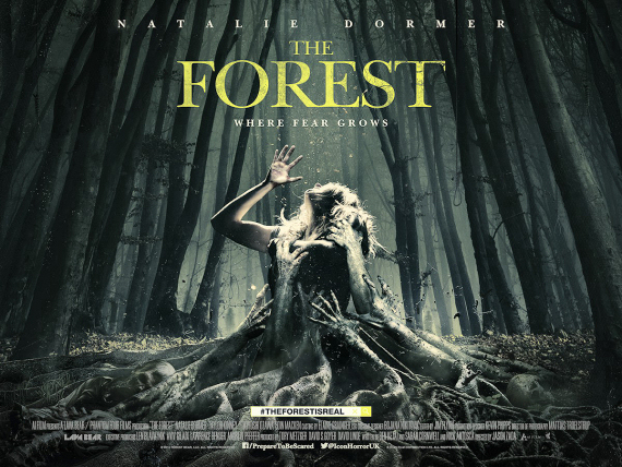 Figure 3 - The Forest Alternate Poster