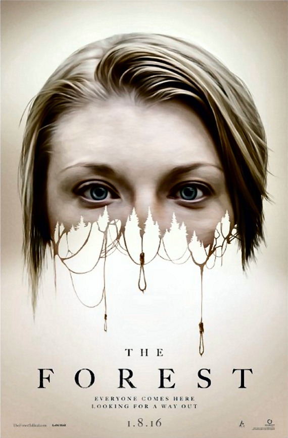 Figure 4 - The Forest Main Poster