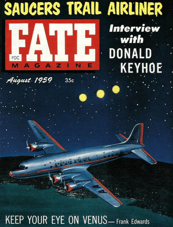RG Cameron Clubhouse April 29 - 2016 Illo #3 'FATE AIRLINER'