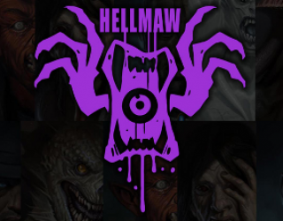 Hellmaw Cover Gallery
