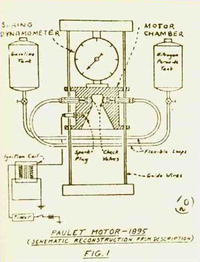 paulet engine