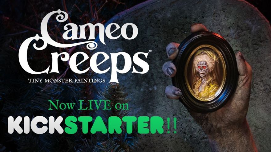 Cameo-Creeps-Kickstarter