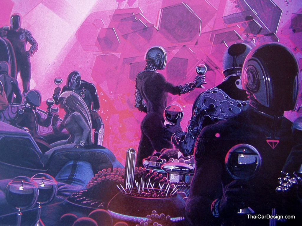 Interview: Syd Mead