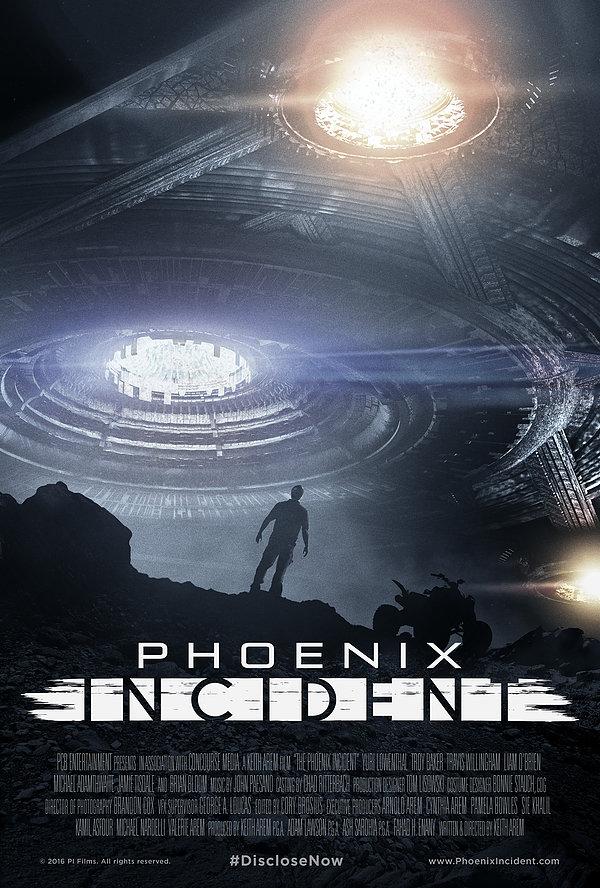 Phoenix Incident Poster