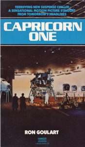 Capricorn One by Ron Goulart
