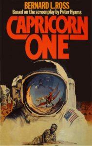 Capricorn One by Bernard L. Ross (Ken Follett)