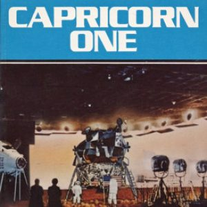 Review: Capricorn One by Ron Goulart