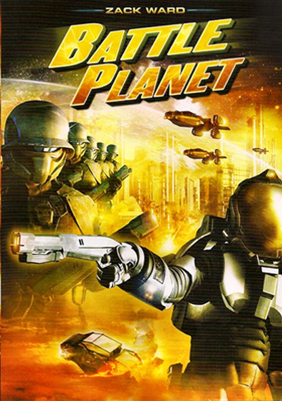 Figure 3 - Battle Planet (2008)