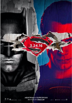 Figure 5 - Batman v Superman Poster