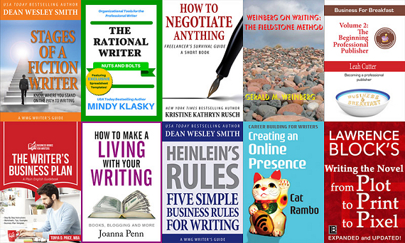Figure 6 - StoryBundle for Writers