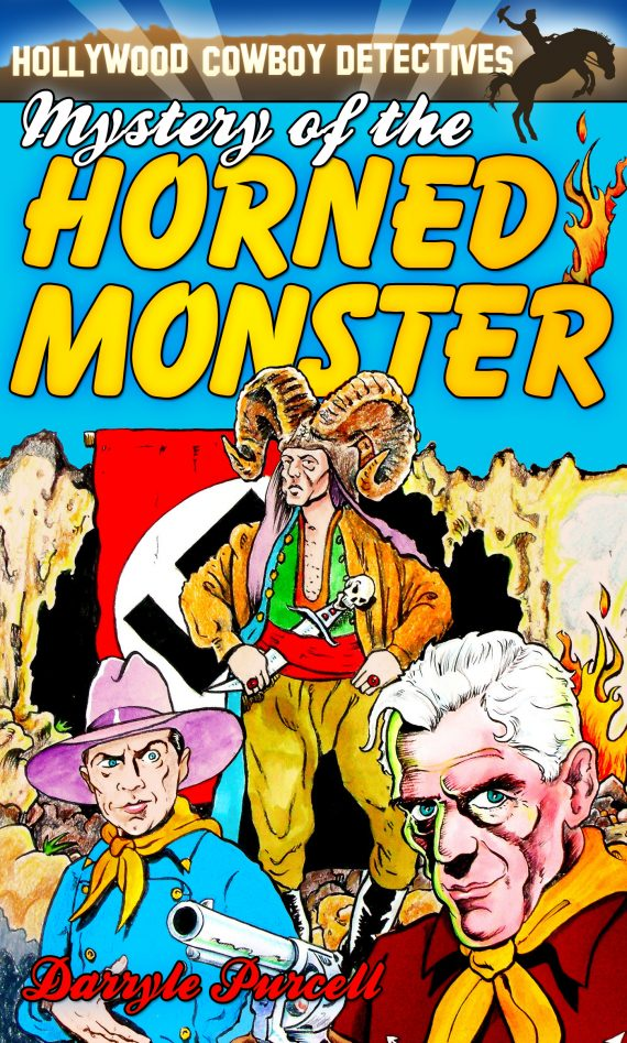 Horned Monster HCD