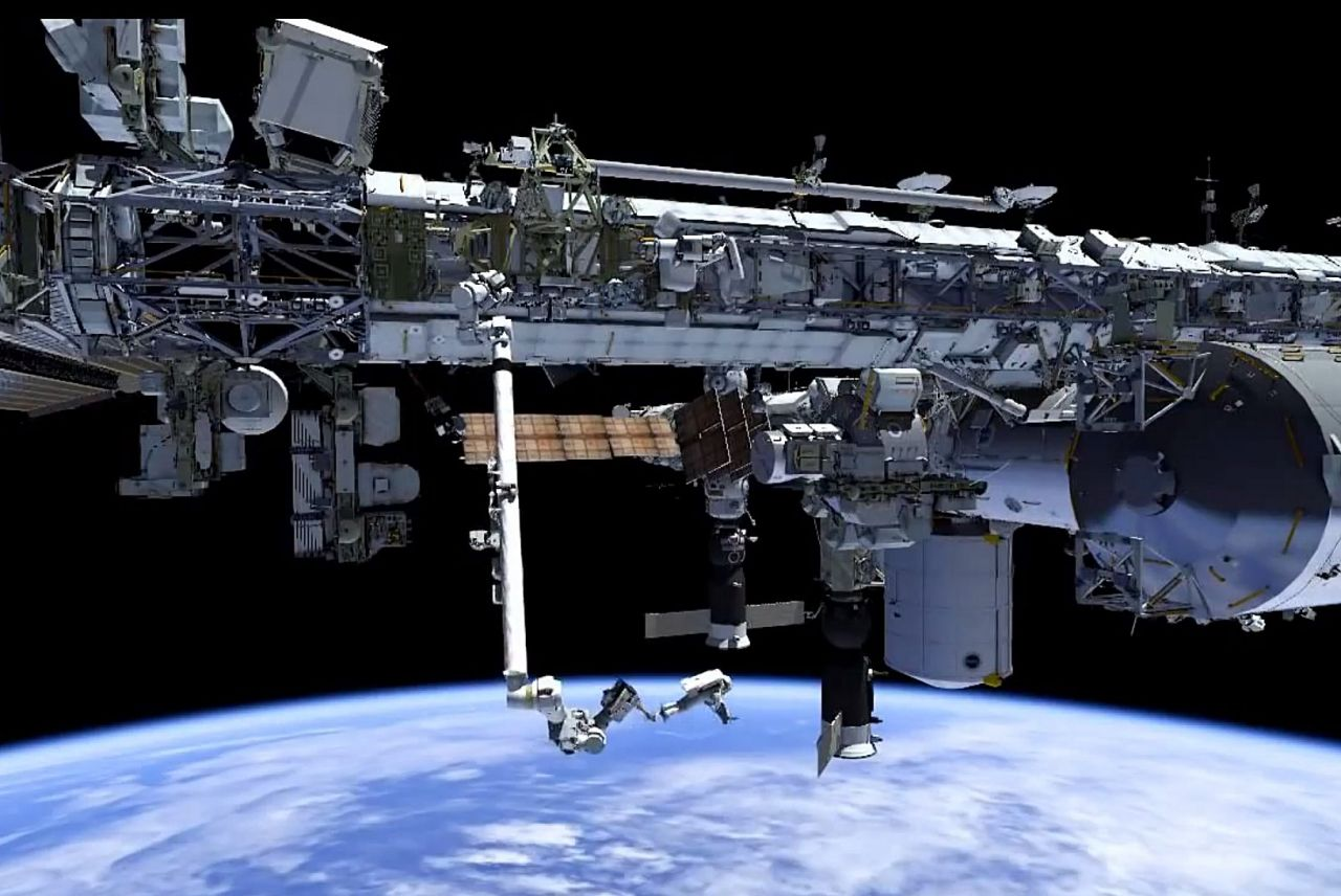 International Space Station EVA