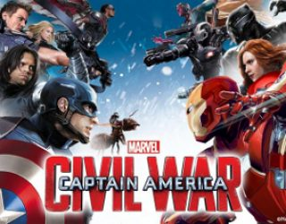 Review: Captain America: Civil War – 147 Minutes of Immense Fun