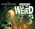 Comic Review: Seekers of the Weird