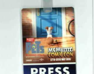 London Comic Con May 2016