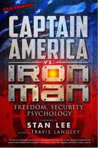 Captain America vs Iron Man cover