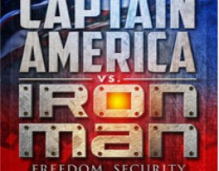 Review: Captain America vs. Iron Man: Freedom, Security, Psychology ed. by Dr. Travis Langley