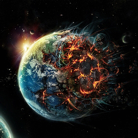 Figure 1 - The World's Gonna Blow Up!—AARGH!