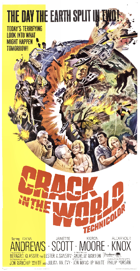 Figure 2 - Crack in the World Poster