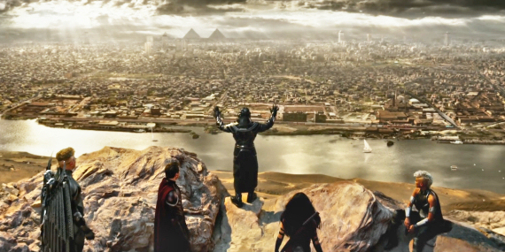 Figure 4 - X-Men-Apocalypse (Egypt)