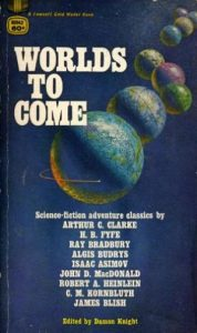 Worlds to Come cover