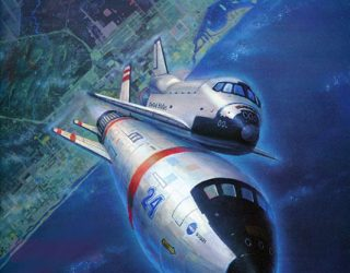 Asni's Art Blog: Space Shuttle