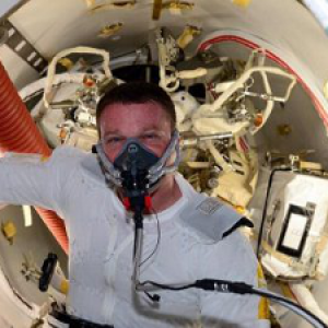 Astronaut Mike Mullane on Astronauts Getting the Bends
