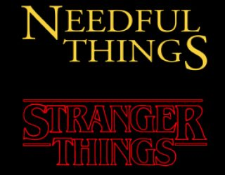 """STRANGER THINGS""—HOMAGE OR COPYCAT?"